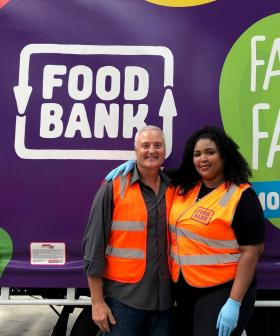 Lizzo Just Took Time Out Of Her Tour To Help Make Food For Bushfire Victims