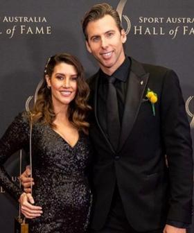 Grant Hackett And Fiancé Sharlene Fletcher Have Welcomed A Baby Boy