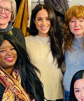 Meghan Markle Makes Surprise Visit To Women's Shelter In Canada