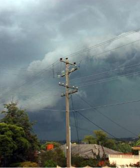 The Amount Of Calls Placed To The SES During Melbourne's Huge Hail Storm Is Staggering