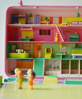 Got Polly Pockets In Your Parent's Garage? You Could Make Serious Bank