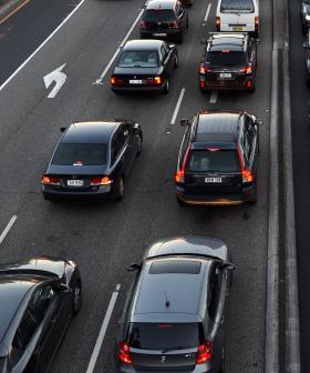 Major Delays On Melbourne Highway As Truck Breaks Down