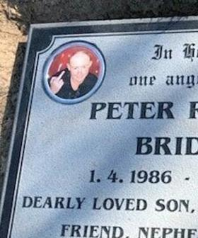 """Family Outraged As Cemetery Removes Headstone For Being """"Too Offensive"""""""