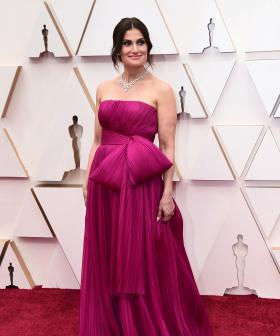 http://Idina%20Menzel%20arrives%20at%20the%20Oscars%20on%20Sunday,%20Feb.%209,%202020,%20at%20the%20Dolby%20Theatre%20in%20Los%20Angeles.%20(Photo%20by%20Jordan%20Strauss/Invision/AP)