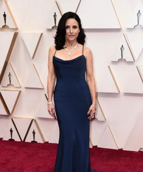 http://Julia%20Louis-Dreyfus%20arrives%20at%20the%20Oscars%20on%20Sunday,%20Feb.%209,%202020,%20at%20the%20Dolby%20Theatre%20in%20Los%20Angeles.%20(Photo%20by%20Jordan%20Strauss/Invision/AP)