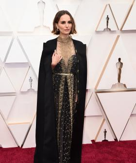 http://Natalie%20Portman%20arrives%20at%20the%20Oscars%20on%20Sunday,%20Feb.%209,%202020,%20at%20the%20Dolby%20Theatre%20in%20Los%20Angeles.%20(Photo%20by%20Jordan%20Strauss/Invision/AP)