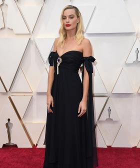http://Margot%20Robbie%20arrives%20at%20the%20Oscars%20on%20Sunday,%20Feb.%209,%202020,%20at%20the%20Dolby%20Theatre%20in%20Los%20Angeles.%20(Photo%20by%20Richard%20Shotwell/Invision/AP)