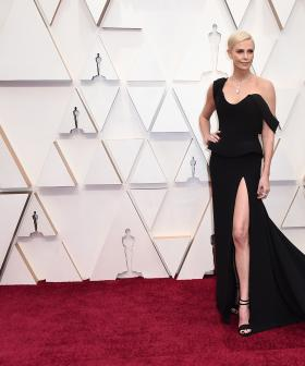 http://Charlize%20Theron%20arrives%20at%20the%20Oscars%20on%20Sunday,%20Feb.%209,%202020,%20at%20the%20Dolby%20Theatre%20in%20Los%20Angeles.%20(Photo%20by%20Jordan%20Strauss/Invision/AP)
