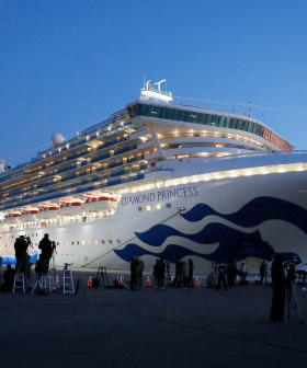Coronavirus Hits More Australians On Diamond Princess Cruise Ship