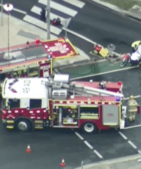 Five Injured, Including Two Children, In Serious Smash In Melbourne's West