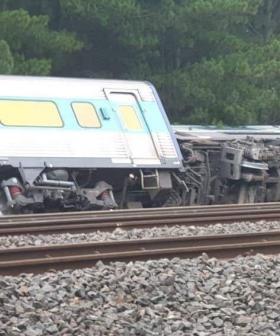 Two Dead, Twenty Unaccounted For In Horror Melbourne Train Crash