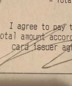 'Amazing' - The Incredible Gesture Made By A Billionaire To His Waitress At A Restaurant