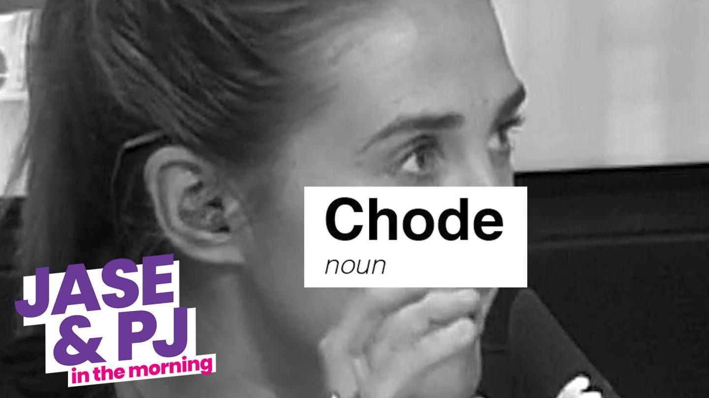 CHODE-Y??! 🍌🤦♂️