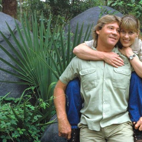 "Terri Irwin Says ""Love is Forever"" While Celebrating 28th Anniversary to late Husband Steve Irwin"