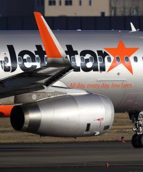 Jetstar Passenger Tests Positive To COVID-19 On Melbourne Flight