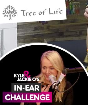 Tree of Life prank – 'Awkward Ash' has to say EVERYTHING Jackie says in her ear! 😂👂