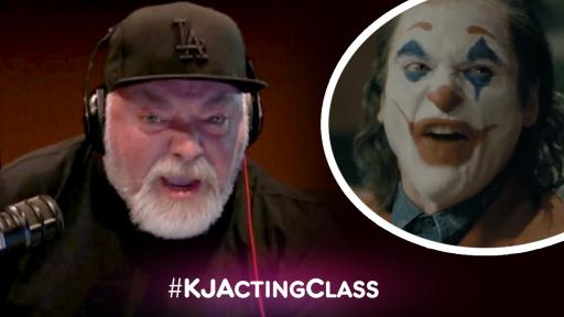 Acting Class returns - Kyle takes on The Joker! 🤡