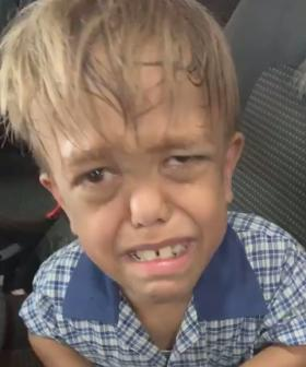 """I Want To Die"": 9-Year-Old Boy With Dwarfism Breaks Down After Being Viciously Bullied"