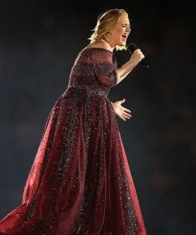 Adele Reportedly Says To Expect A New Album 'In September' During Surprise Performance