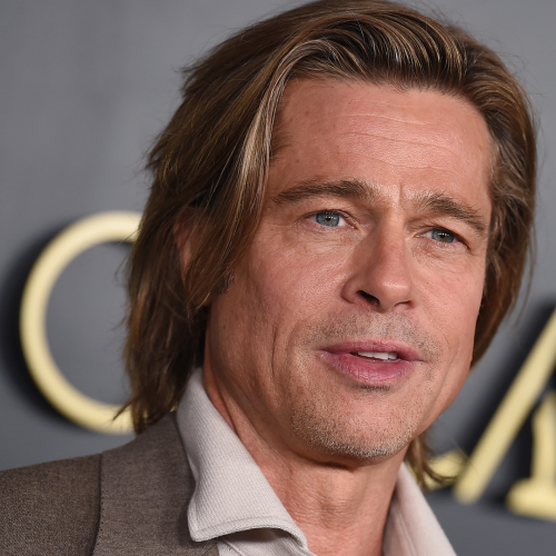 It Turns Out Brad Pitt Doesn't Write His Own Award Speeches & This Is Why We Have Trust Issues
