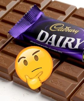 Cadbury Have Finally Settled The Debate On Whether Chocolate Belongs In The Fridge Or Pantry