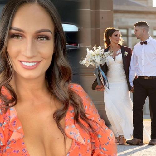 MAFS' Hayley Is Dating Again After Her Marriage Went Down The Toilet On The Show