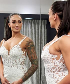 Hayley Claims Two MAFS Contestants Started A Rumour That She Is Transgender At A Dinner Party