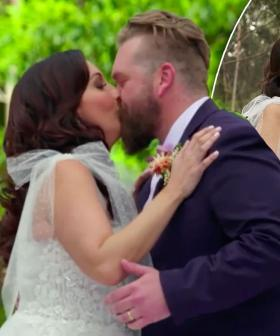 """It's Been The Hardest Thing"": MAFS' Poppy Departs The Show Leaving Luke In Tears"