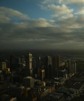 Melburnians Told To Stay Indoors As Cold Front Begins To Hit The City From Today