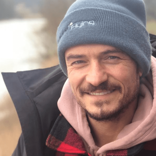 Orlando Bloom Got A Misspelled Tattoo & The Result Is Pretty Hilarious