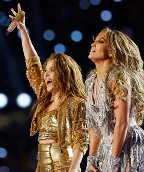 Jennifer Lopez & Shakira Have Just Performed At The Super Bowl & We Need A Fan ASAP