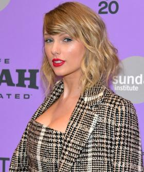 Taylor Swift Sparks Engagement Rumours After Diamond Ring Appears On THAT Finger In New Doco