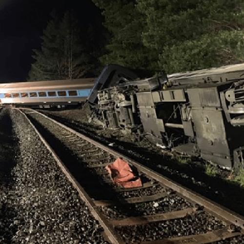 """It's A Complex Investigation"": Victoria Police Give Update On Deadly Train Derailment"