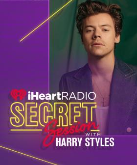 How to Listen: Harry Styles 'iHeartRadio Secret Session'