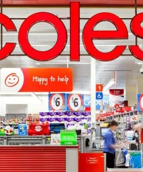 Coles Hit By 'Three Christmases' Of Panic Buys Amid Coronavirus Pandemic