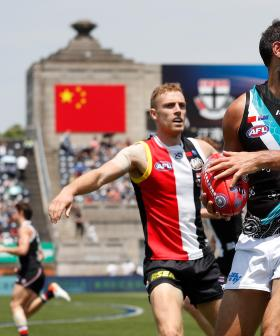 AFL Game Confirmed To Be Affected By Coronavirus, Will Be Moved