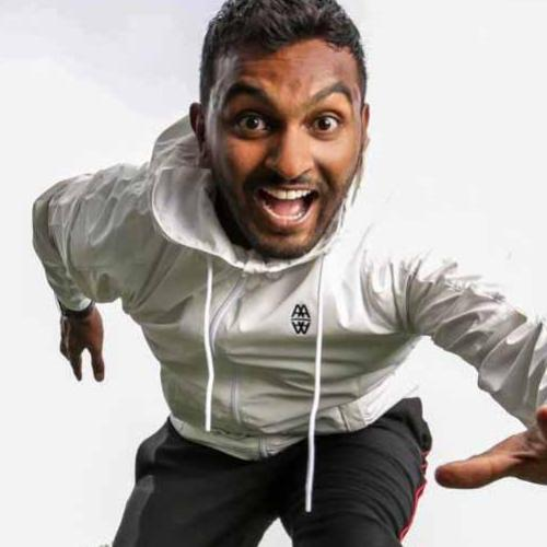 """It Was Manic Energy"", Nazeem Hussain Tells Us About His First Post-Lockdown Comedy Gig"