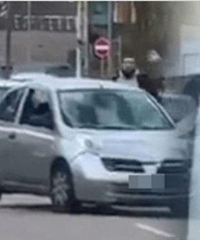 Shocking Road Rage Act Caught On Camera Following Argument