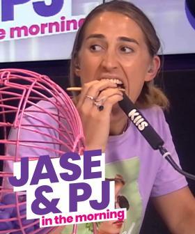 PJ Tries ASMR Live on Air 😳