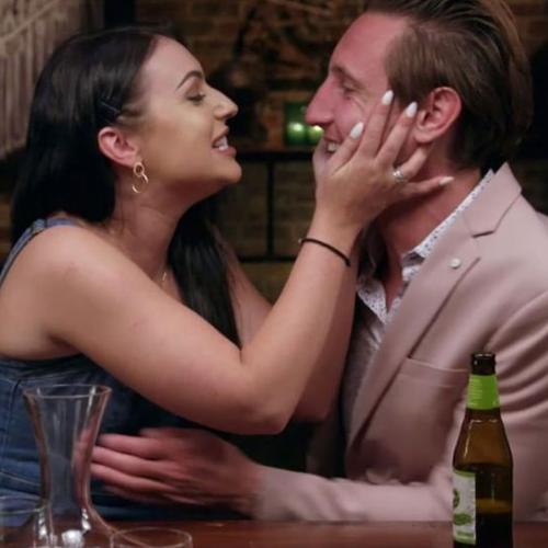 It's Official: MAFS' Aleks Markovic And Ivan Sarakula Are Still Together