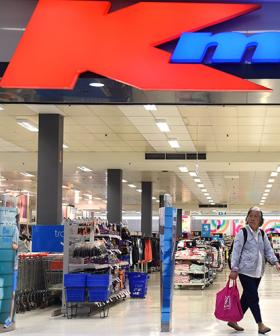 One of Melbourne's Biggest Kmart Stores Has Closed After Employees Test Positive For Coronavirus