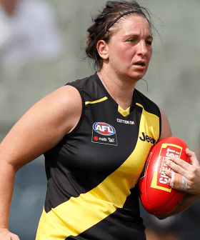 AFLW Player Lauren Tesoriero In Quarantine In Potential Coronavirus Scare
