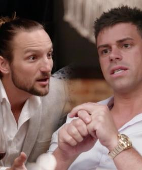 Another Cheating Scandal That We NEVER Saw Coming Just Rocked The MAFS Dinner Party