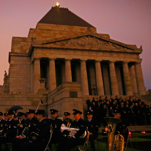 This Is How Coronavirus Could Affect Anzac Day This Year In Victoria
