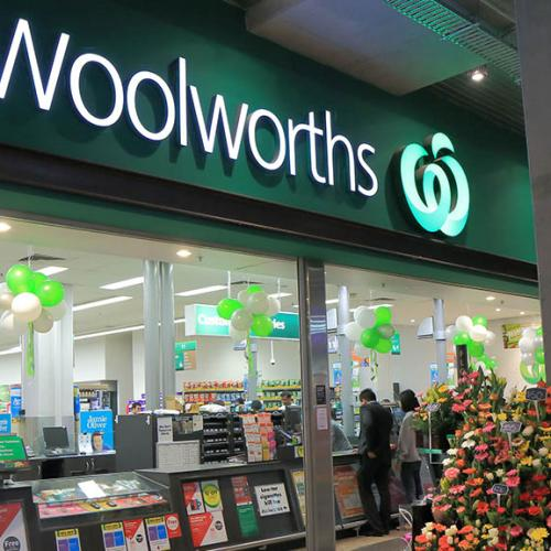 Woolworths Reduces It's Opening Hours Of 41 Stores During Coronavirus Pandemic
