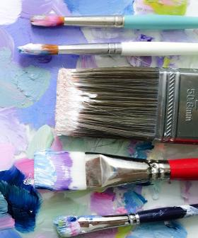 Gather Your Brushes (& Bottles Of Wine) Studio Vino Is Now Running Courses Online