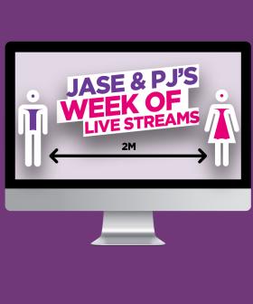 Jase & PJ's Cork & Colouring!