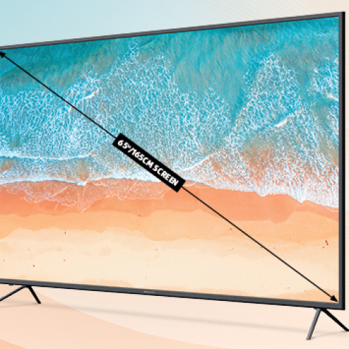 Aldi Is Slinging 4K 65-Inch TVs For $529 Because Who Needs A Cinema Anyway