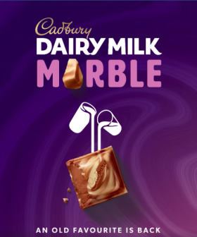 Cadbury's Marble Chocolate Is Finally Back In Stores TODAY
