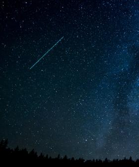 We're Getting A Meteor Shower Tonight & This Is How To Watch It